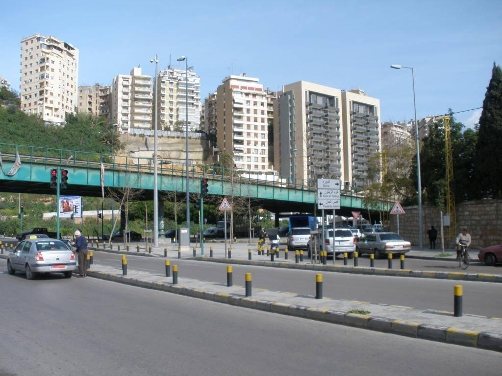 Rehabilitation of Steel Bridges in Beirut - LEBANON