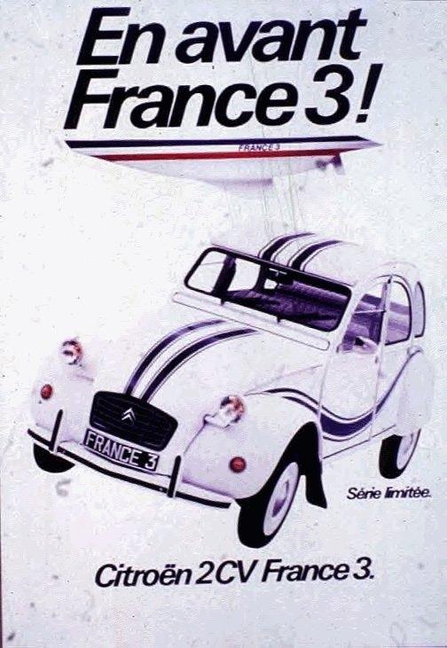 Unieke eigenschappen 2 CV France3