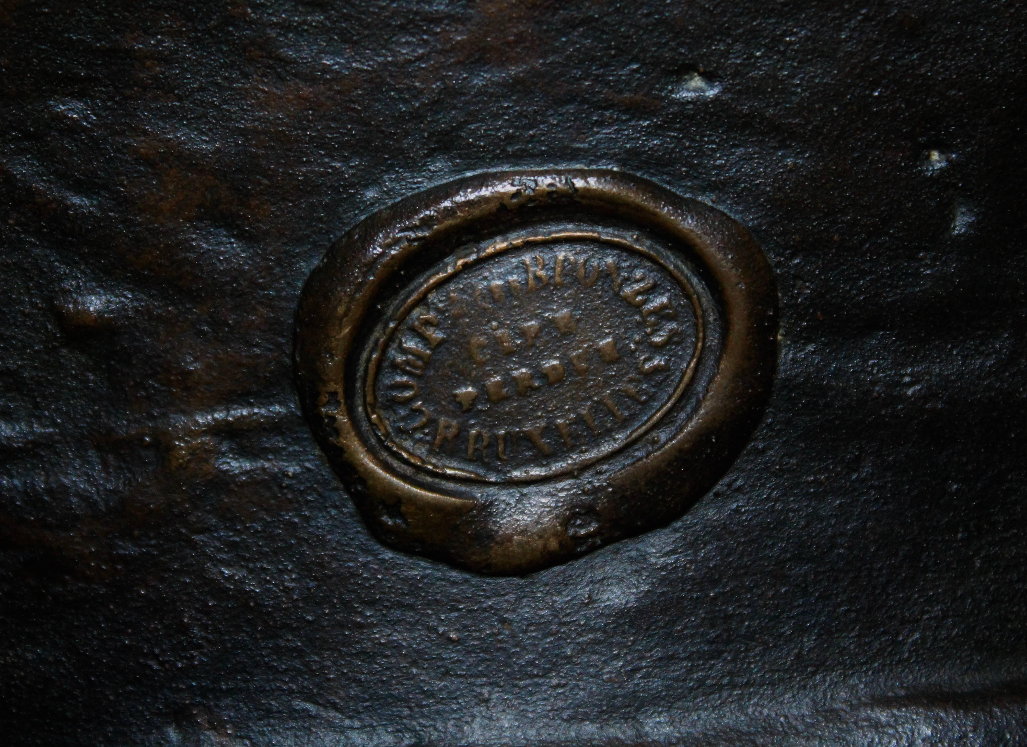 Cachet de fonderie /Foundry