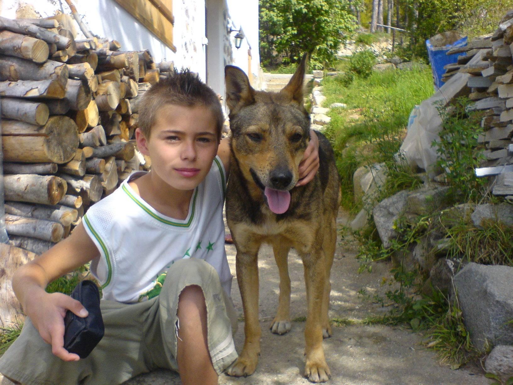 Ranger and Luke