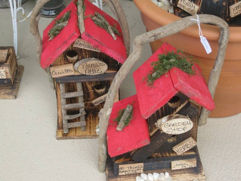 NC Bird Houses