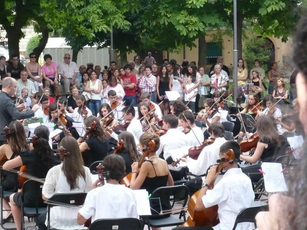 Orquesta Profesional en concierto 2
