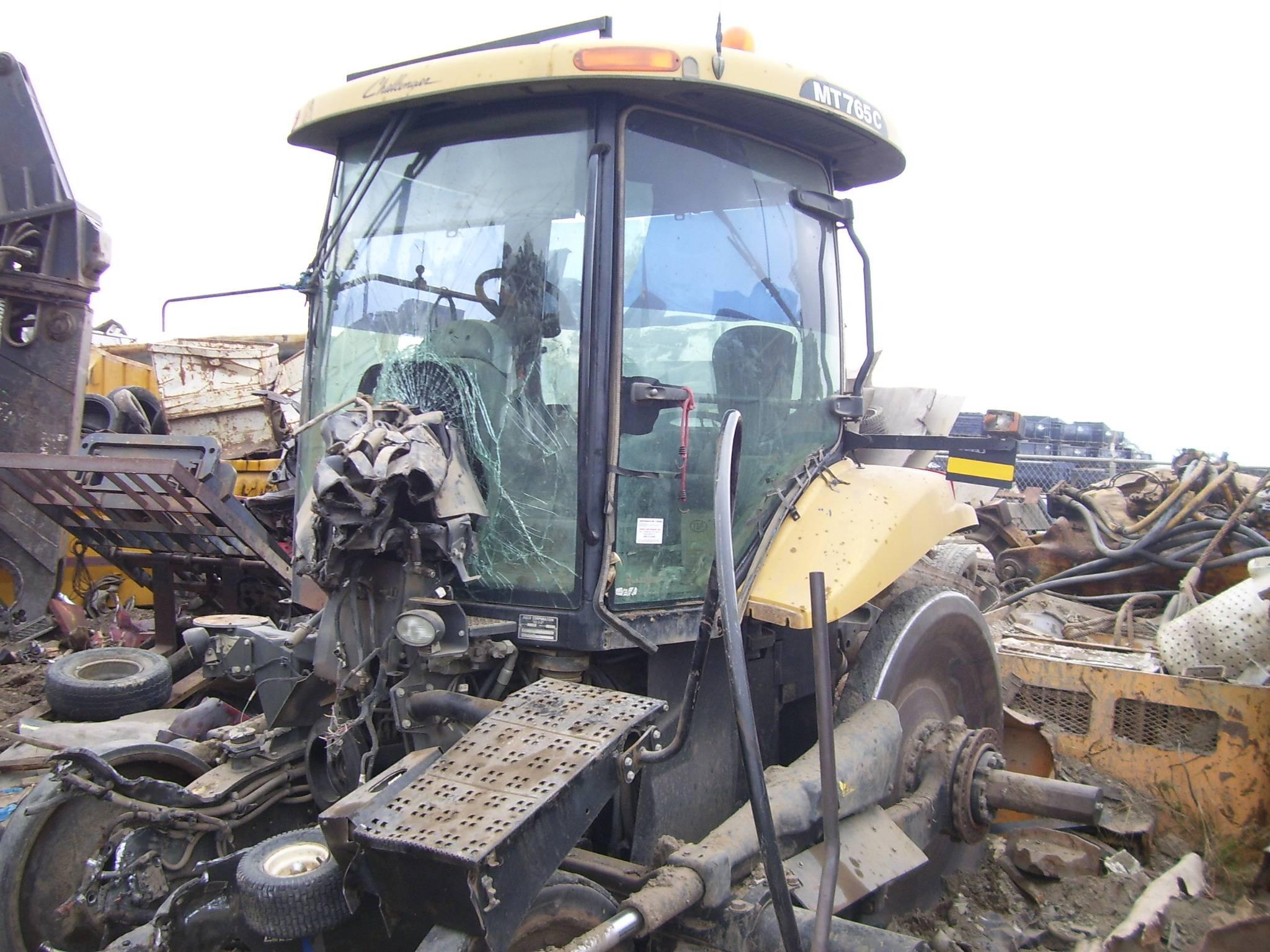 MT-765C Parts Tractor