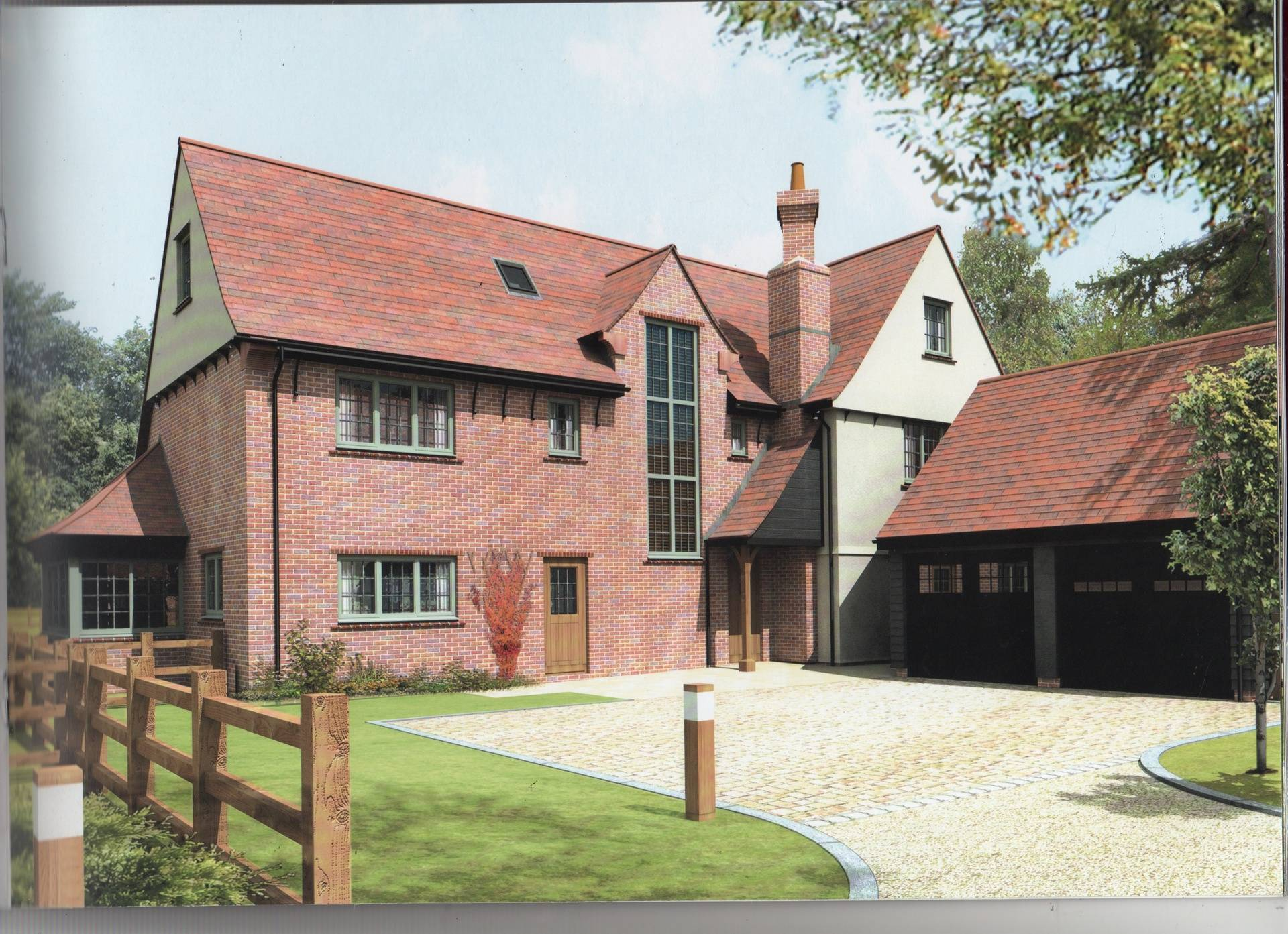 Plot 4 Potters Wood Herts