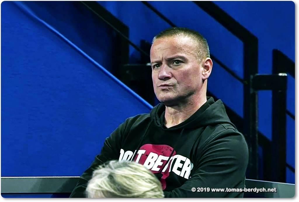 2019 New fitness trainer Marek Vseticek