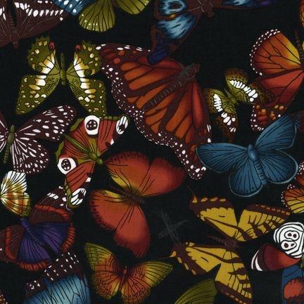 Butterflies - COTTON - 5