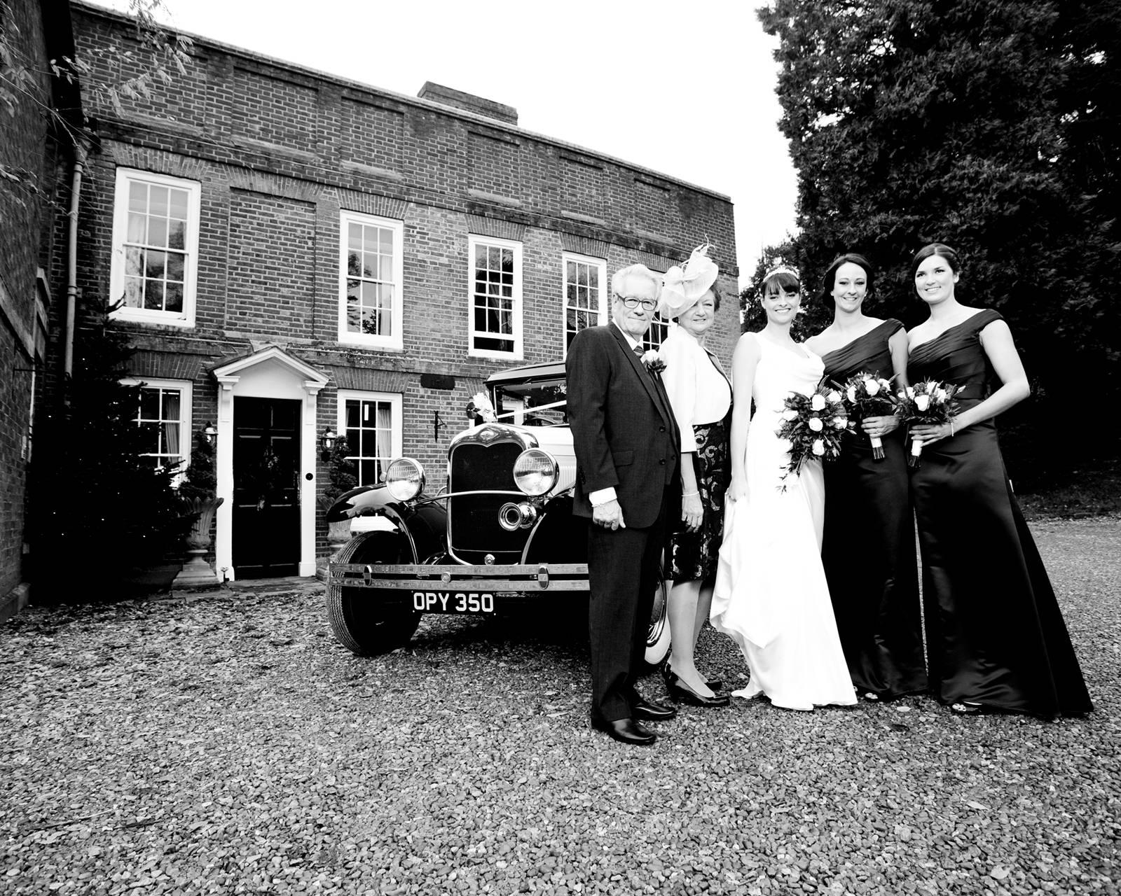 Flitwick Manor Bedfordshire