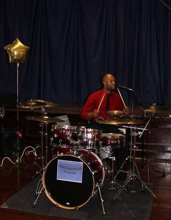 I Love Drums!