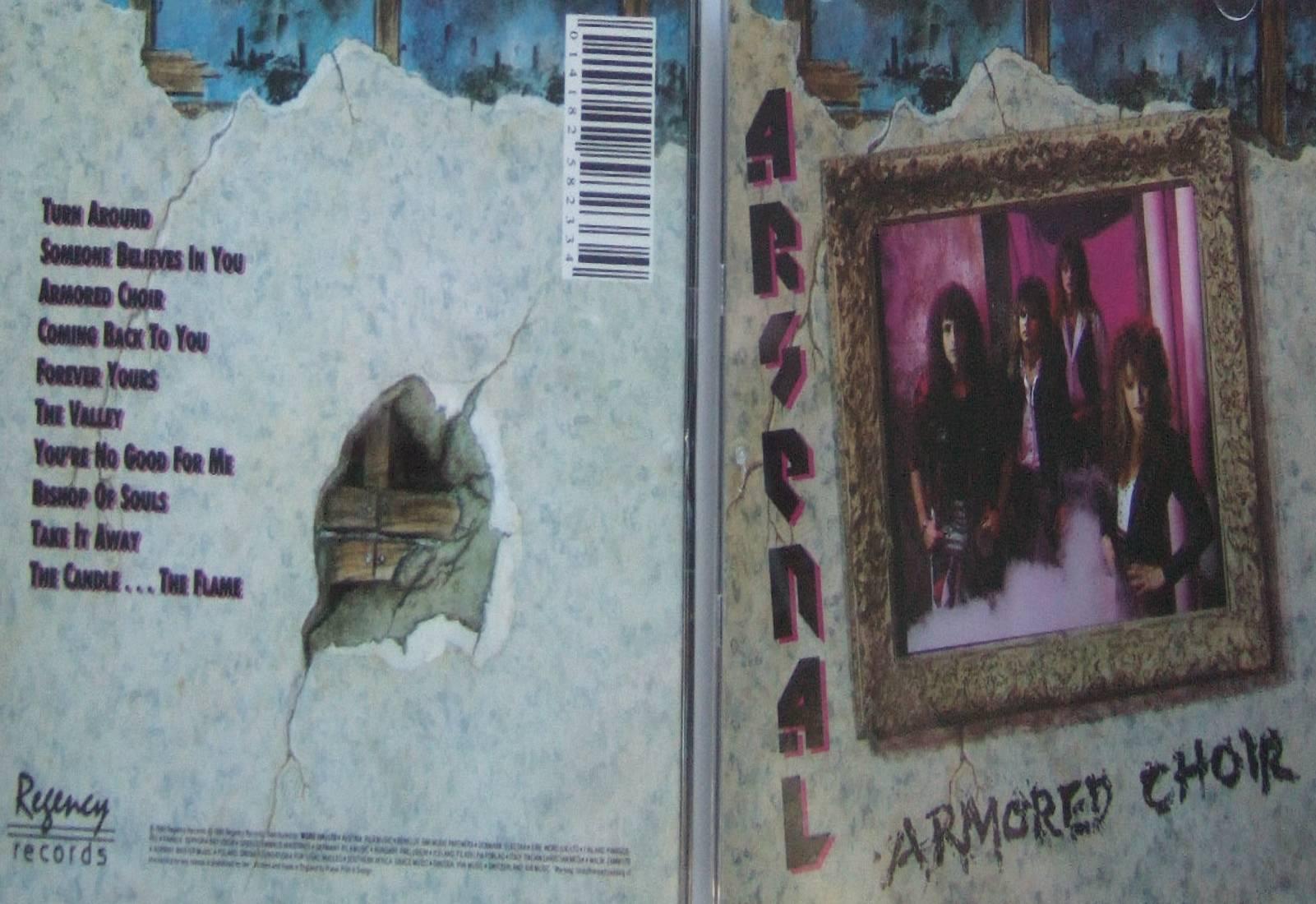 Arsenal - Armored Choir 1990