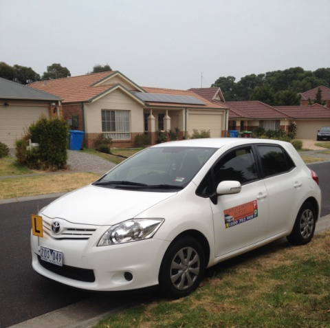 Driving School Mill Park - Toyota Corolla Hatch - Automatic Transmission