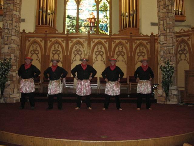 Kanes of Aloha 'O Ka Hula