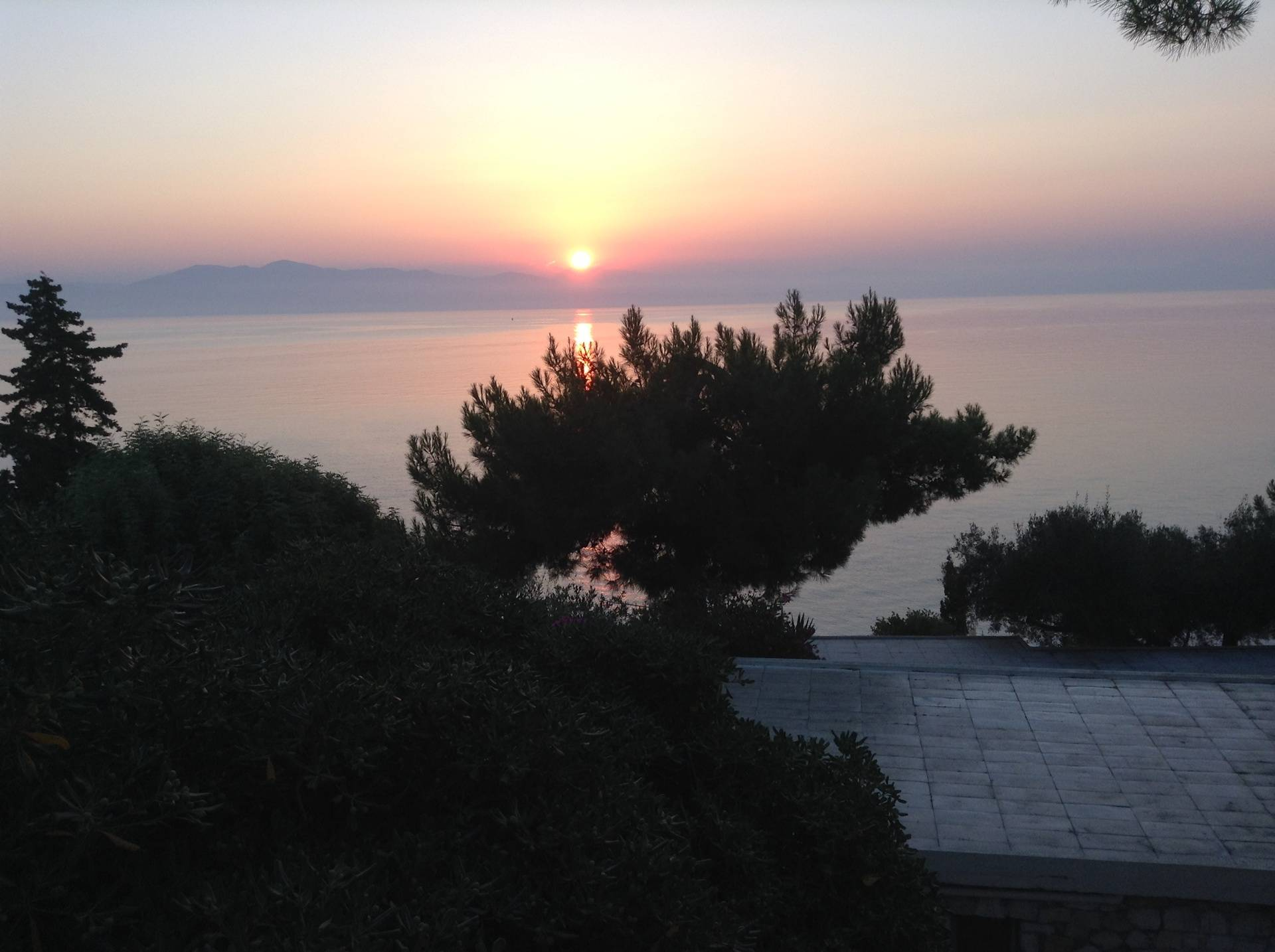 Sunrise July 2016