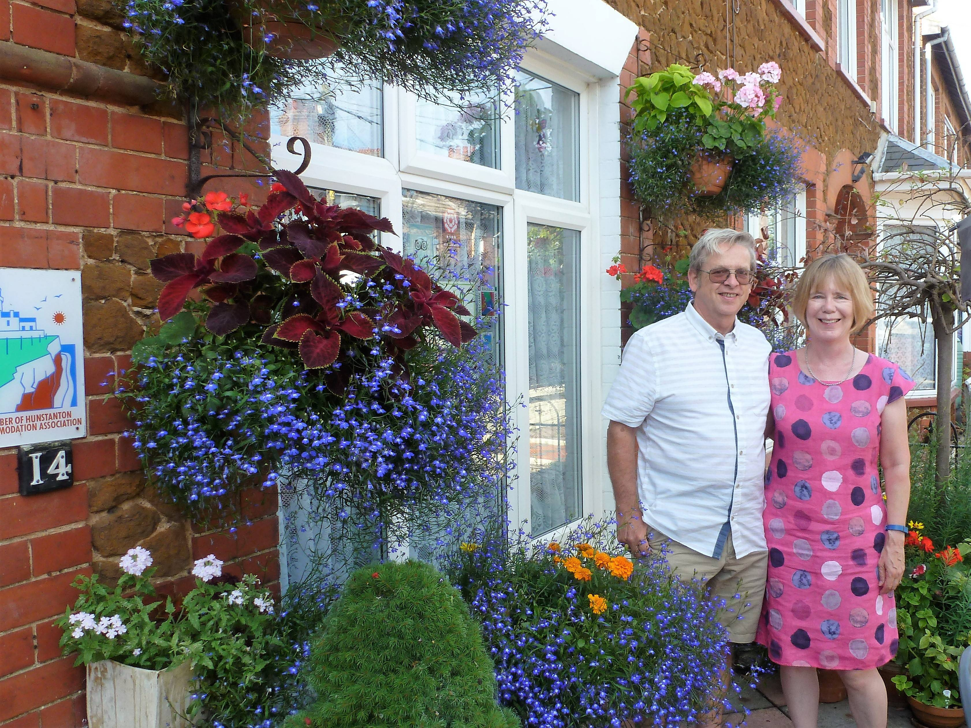 Frank & Lesley