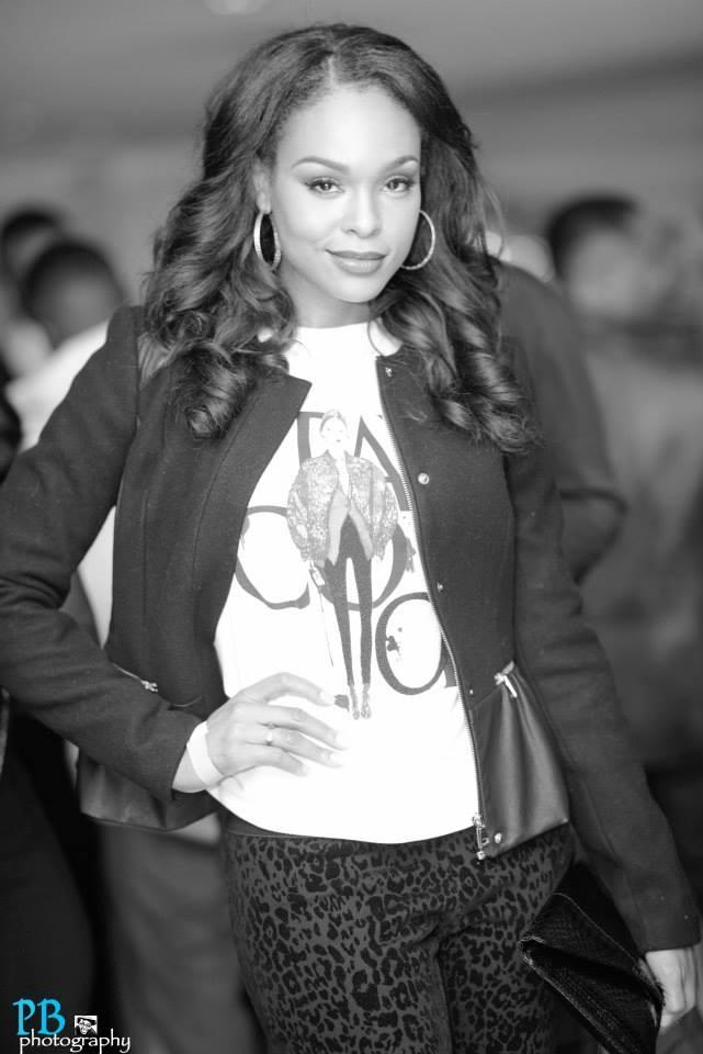 Demetria McKinney attend Keke Wyatt's fan appreciation celebration and R&B divas taping