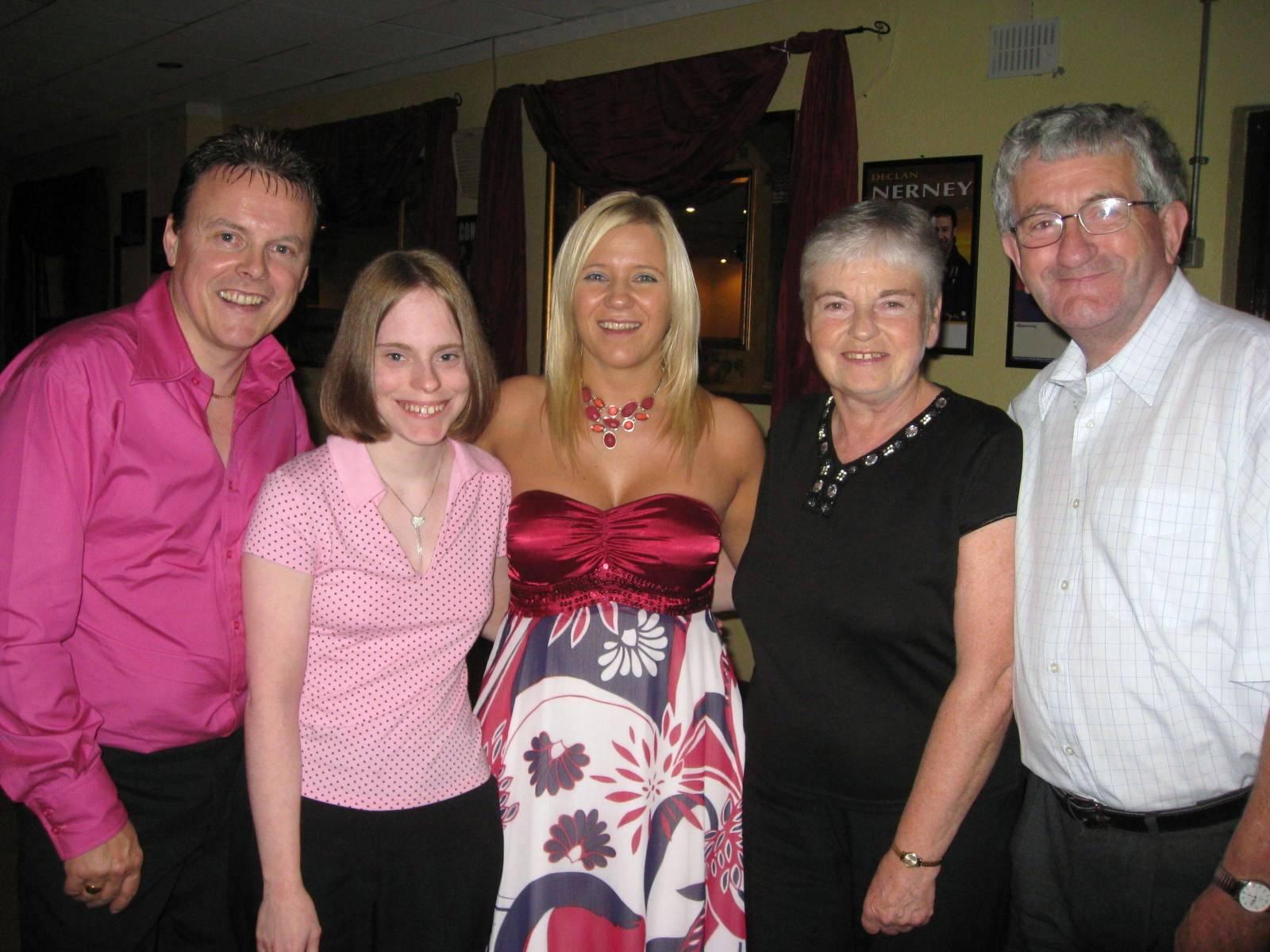 TM, Ann Marie Hynes, FE, Ann & Frank Hynes