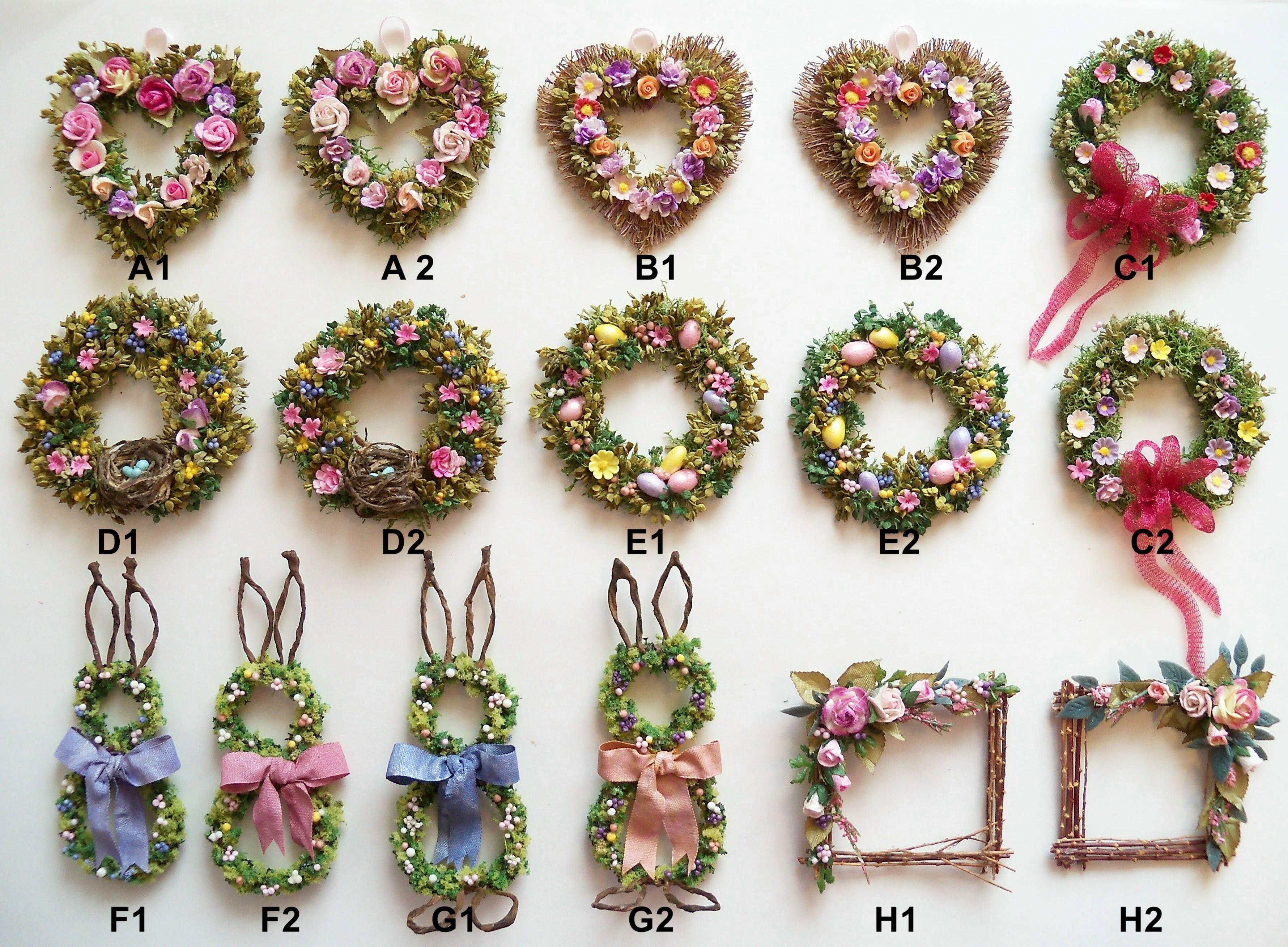 Wreath assortment