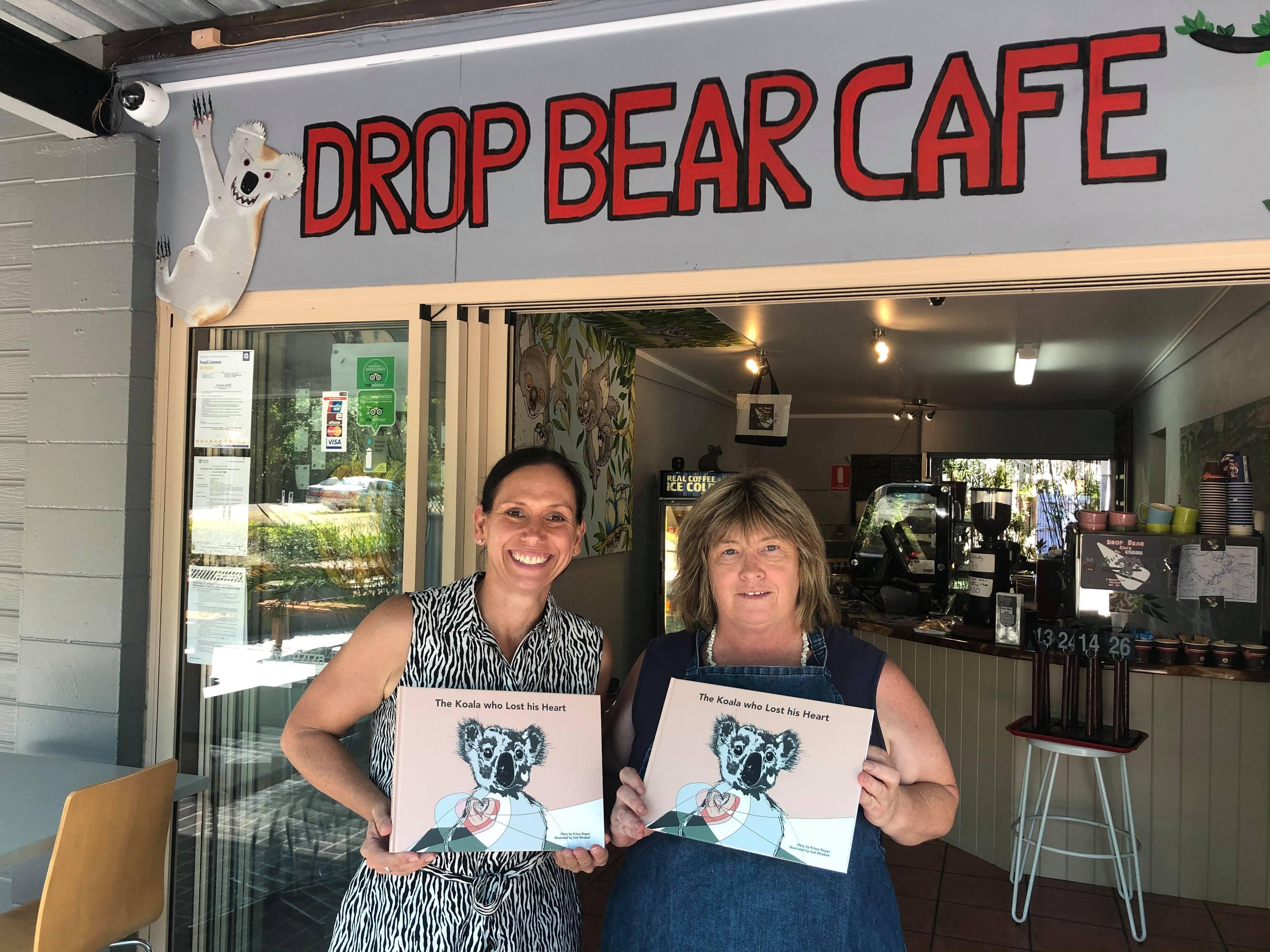 Drop Bear Cafe Magnetic Island