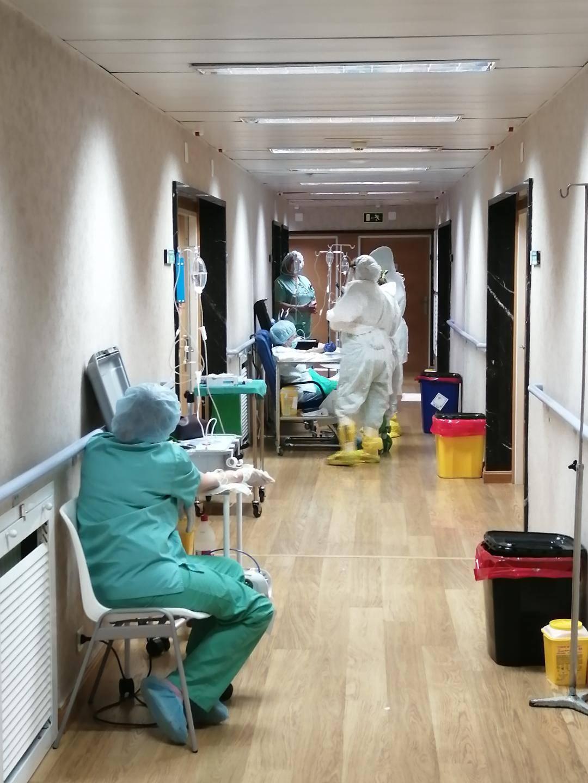 Personal de enfermería