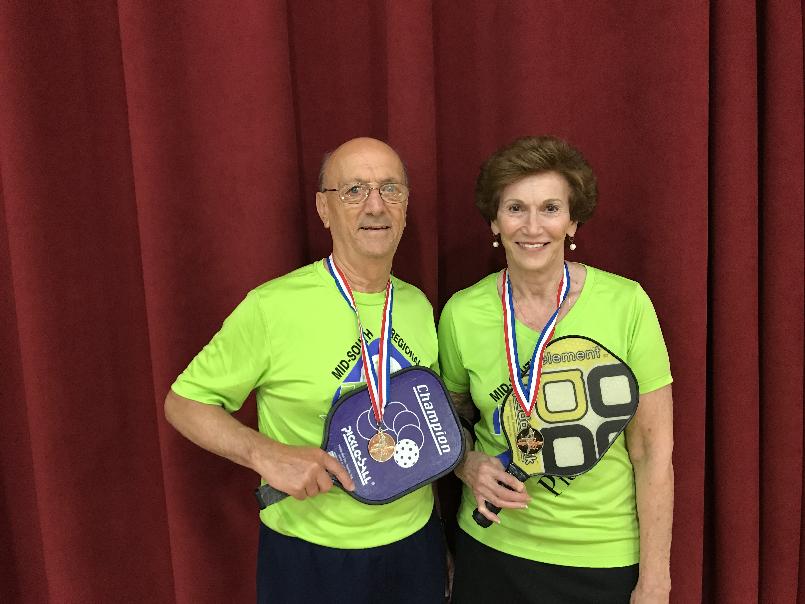 John Schexnaildre and Betty Marino