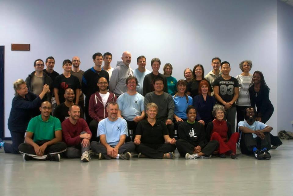 Spring 2015 training seminar in Paris