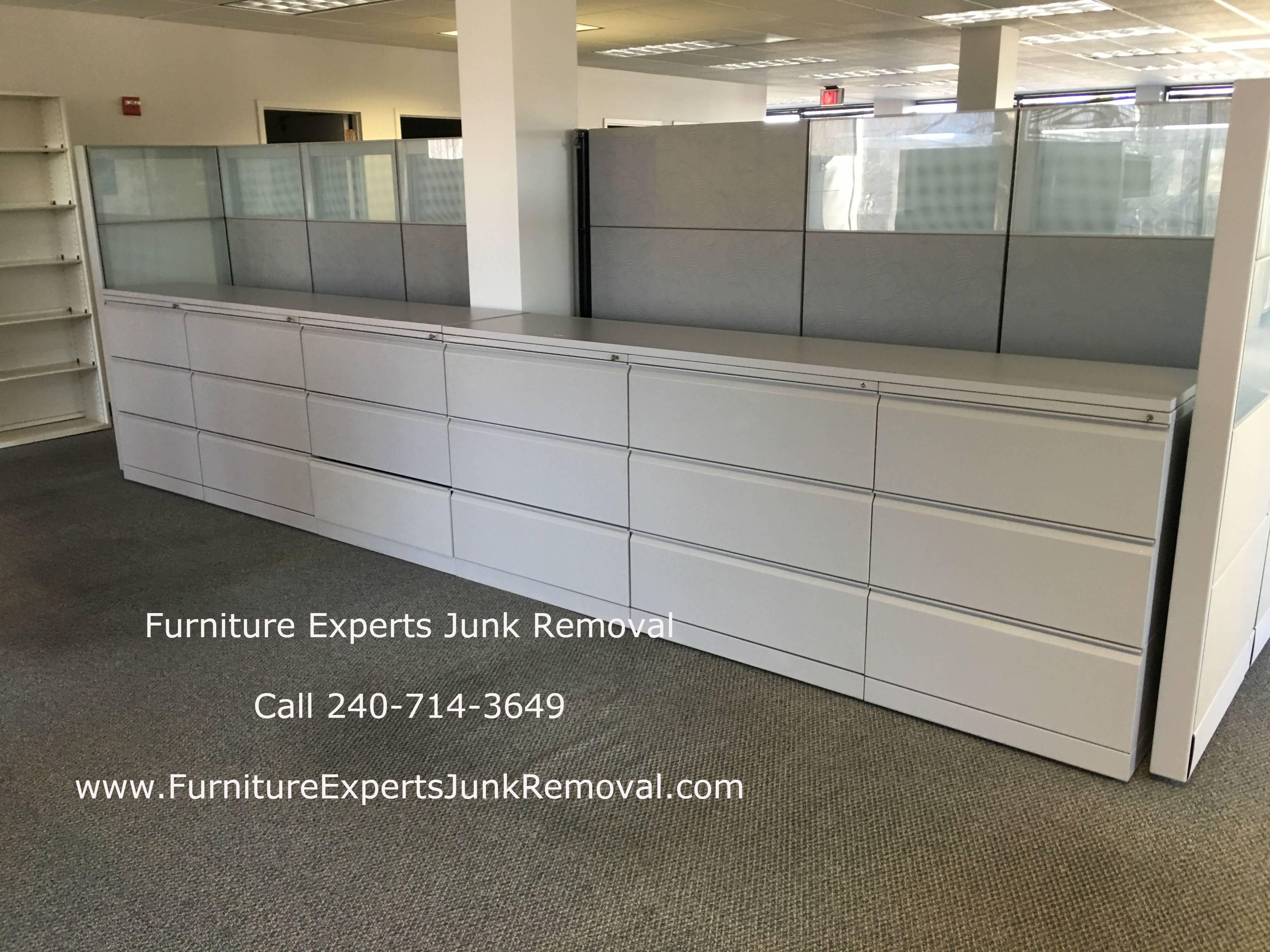 Junk office furniture removal in tysons corner VA
