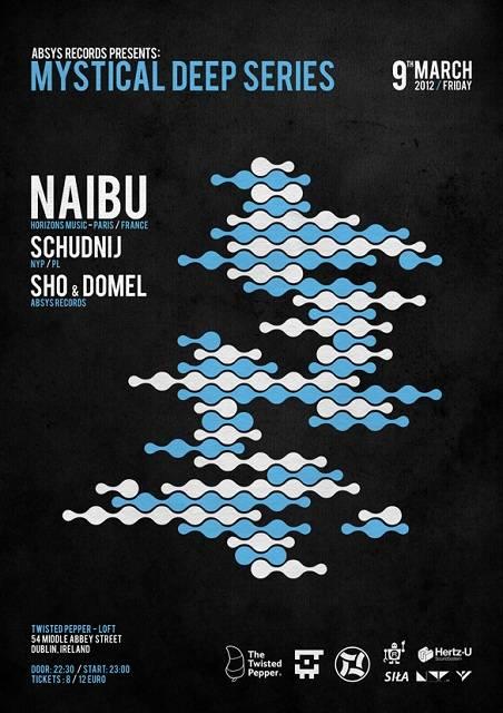 2012.03.09 - Mystical Deep Series - Naibu @ Dublin