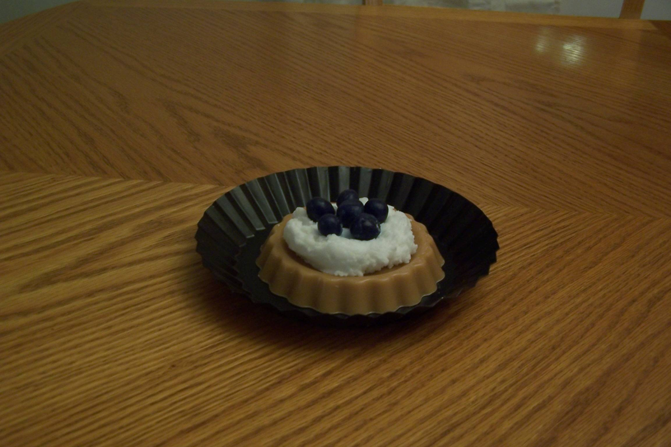 1 Lg. Blueberry Tart Wax Melt
