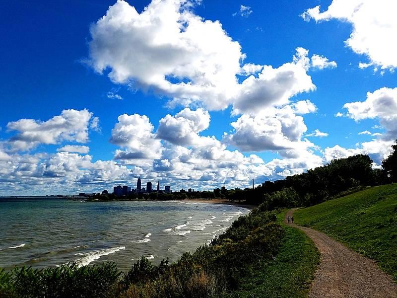Cleveland's Cloud's