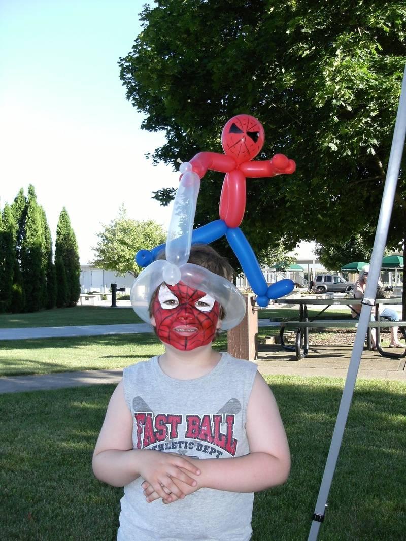 Spiderguy Hat