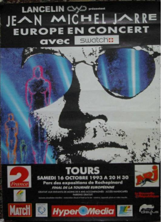 Europe In Concert - Tours