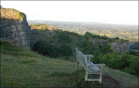 Lllanymynech Hill