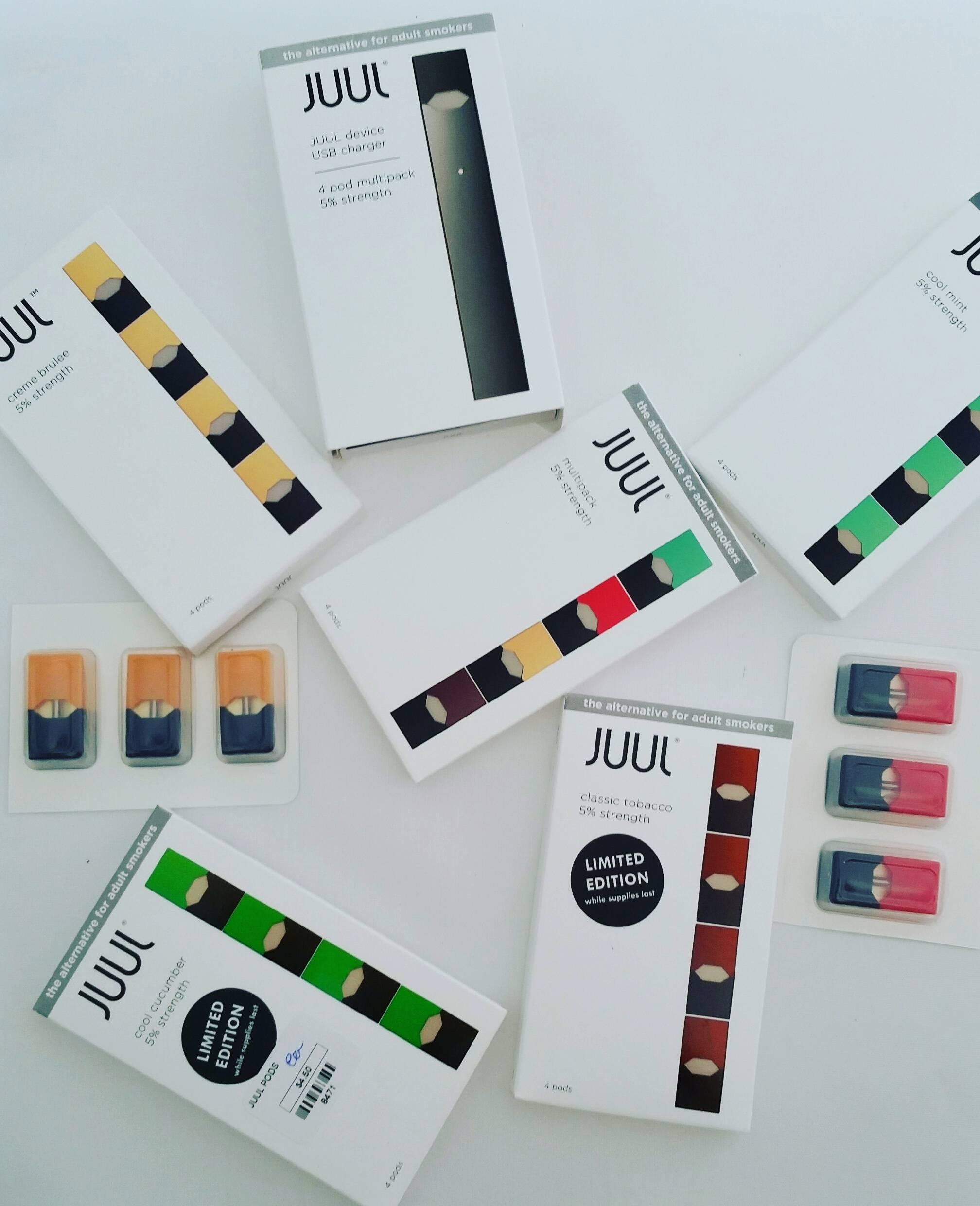 New in stock Juul e cigarette