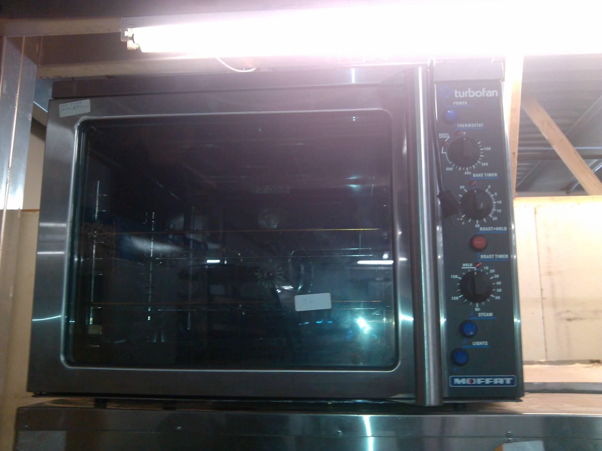 Mofat Turbofan Convection Oven