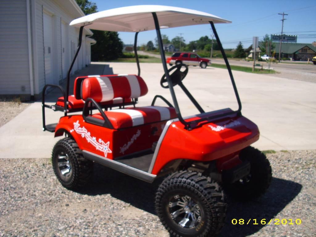 2003 Gas Club Car DS