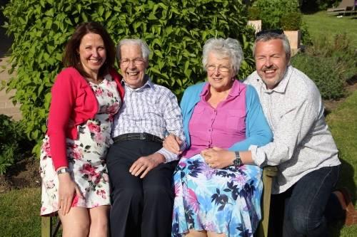 Arthur Bennett 90th birthday
