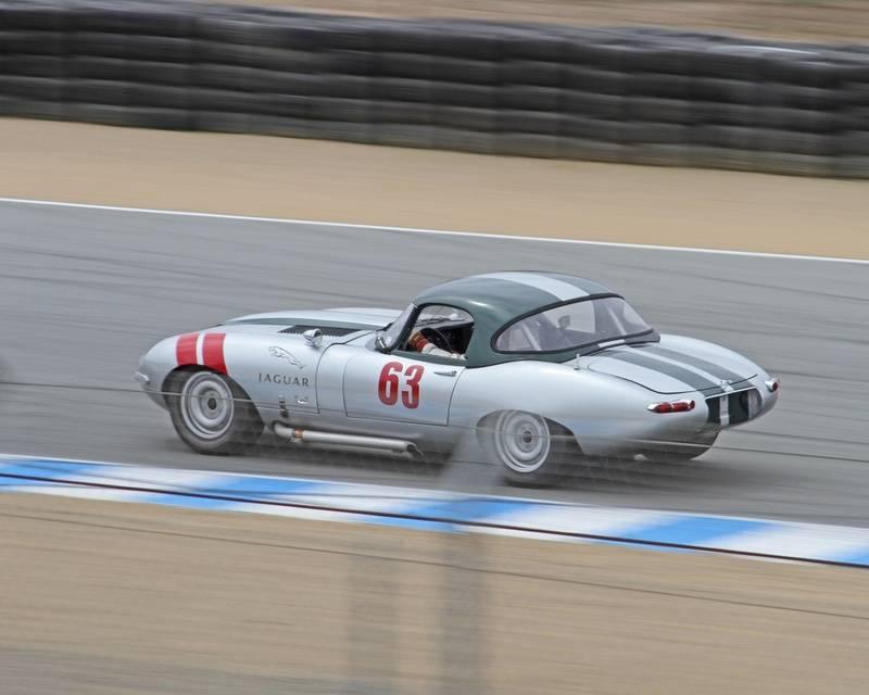 Winner : Jaguar Invitational Class