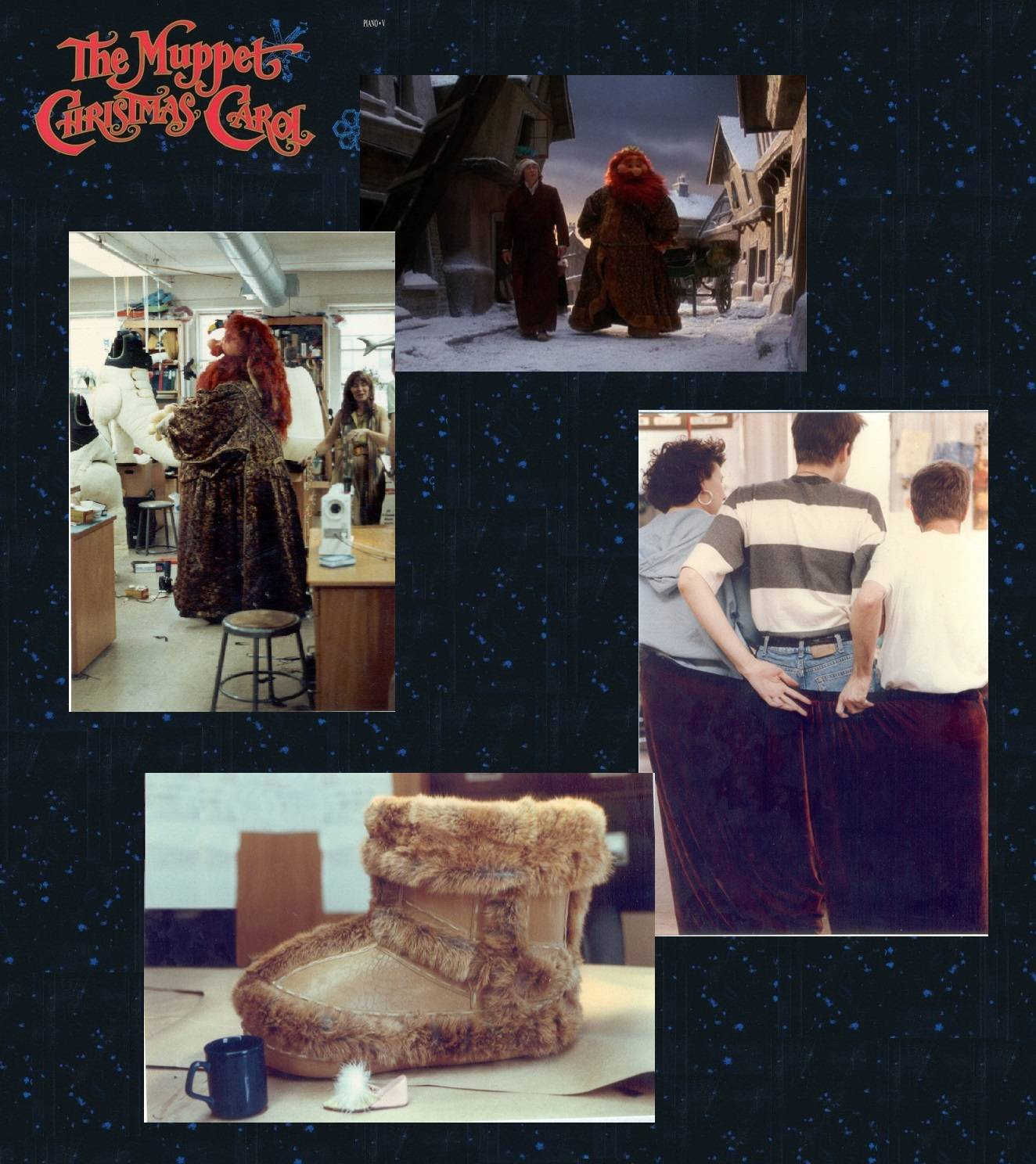 """Ghost of Christmas Present, """"The Muppet Christmas Carol"""""""