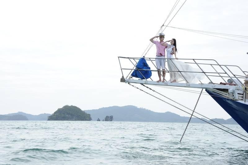 Langkawi Honeymoon Cruise