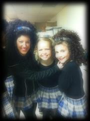 Meg, Kelly, Rebecca