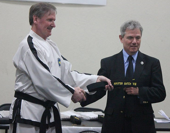 Master Batch VIII Dan Promotion