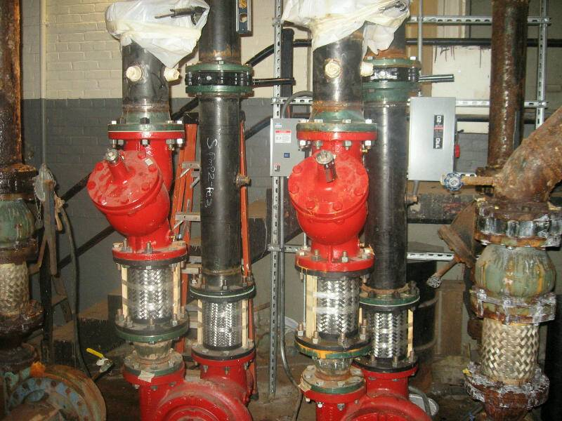 Chiller Pump Replacement