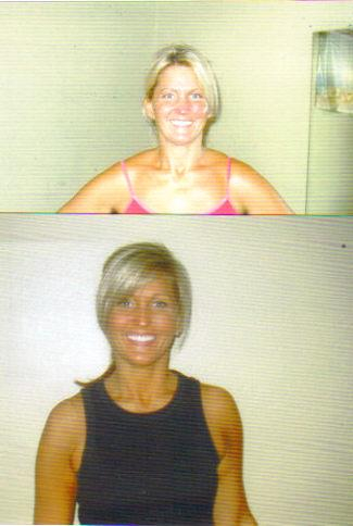 Mandy Before/After