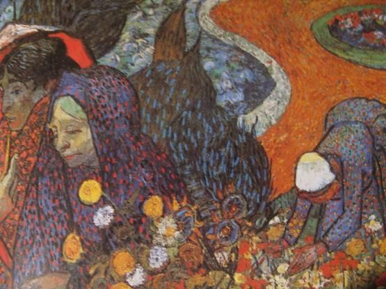 Herinnering aan de Tuin van Etten. Vincent van Gogh