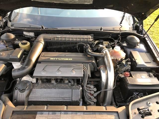 Renault Safrane Baccaro 4x4 bi-turbo '94