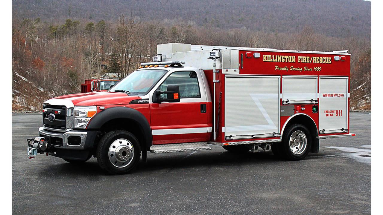 Killington Fire & Rescue