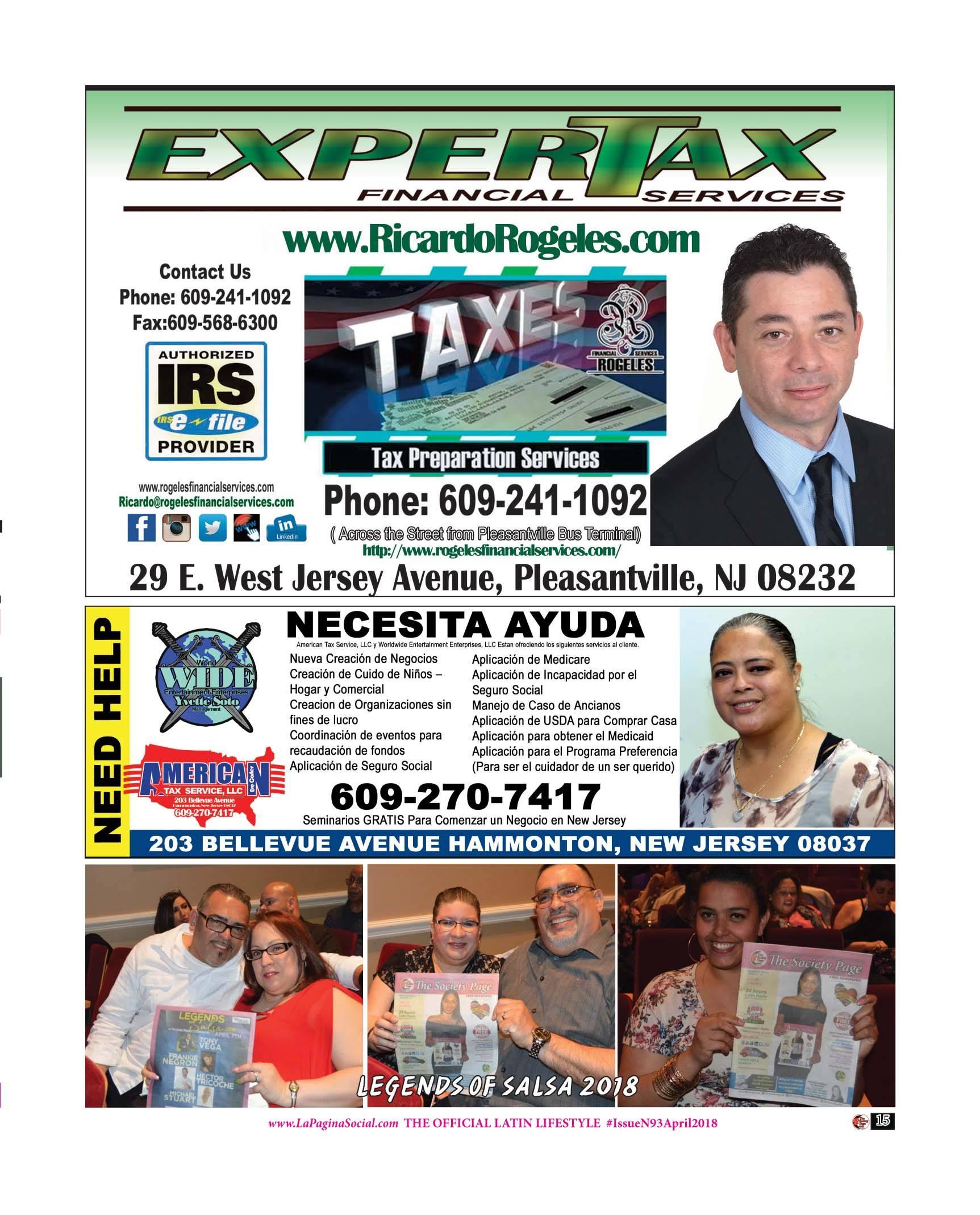 Expert Tax Financial Services, Yvethe Soto