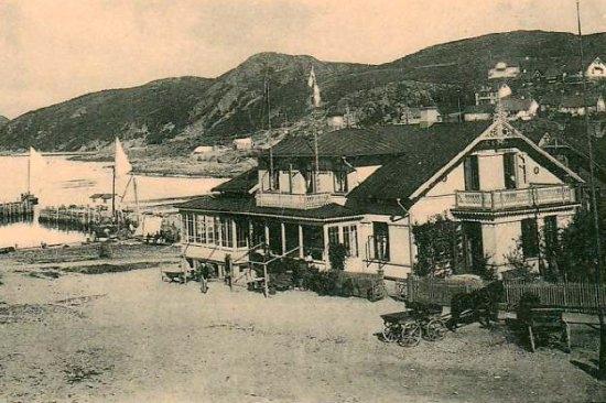 Hotell Kullaberg 1905