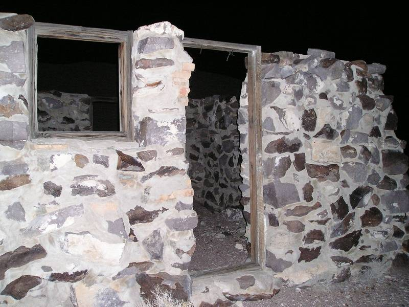 Nye County Mining Town Investigation