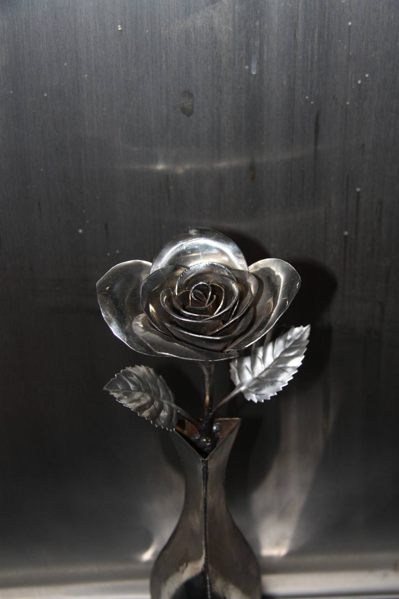 Stainless Rose