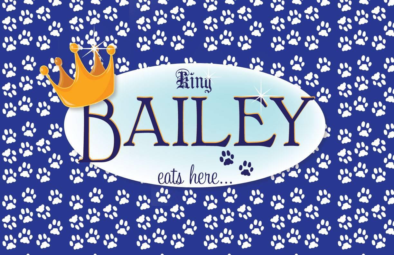 Queen Paws Blue